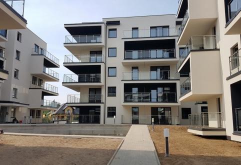 Budynki przygotowywane są do odbiorów mieszkań.