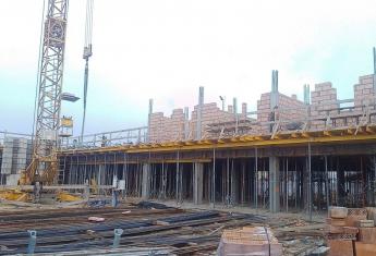 Prace przy budowie parteru dobiegły końca!