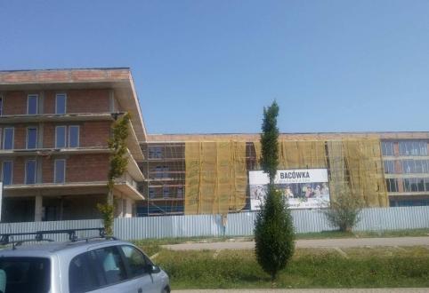 Na inwestycji ZIG ZAK house rozpoczęło się wykonywanie zigzaków na elewacji frontowej