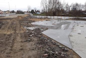 Wykonanie betonu podkładowego