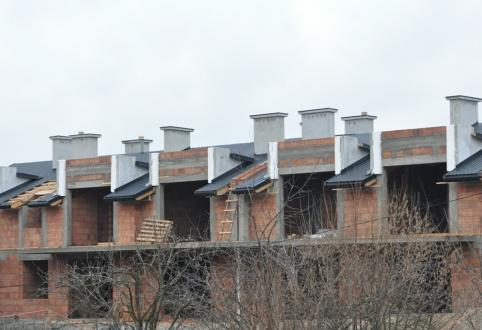 Dach zakończony