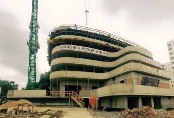 4 piętro nowego budynku ST Tower w Rzeszowie już wybudowane a przed nami 5 piętro ;-)