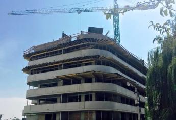 Inwestycja ST Tower jest coraz wyższa - 6 piętro apartamentów rzeszowskich już prawie za nami ;-)