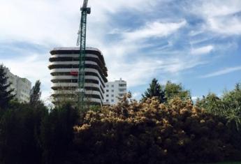 Przed nami już 11 piętro ST Tower rośnie.