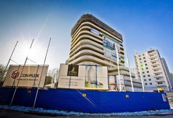 Nowa inwestycja ST Tower Szklanych Tarasów przy rondzie Krakowskim już cieszy oko wszystkich mieszkańców oraz gości miasta Rzeszów.