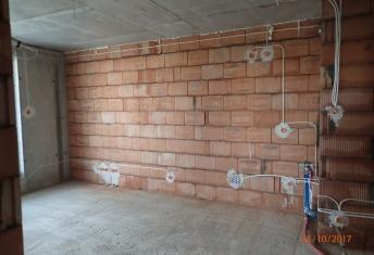 Instalacje wod-kan i elektryczne wykonane już na każdej kondygnacji nowej inwestycji ST Tower w Rzeszowie.
