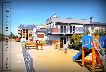 Plac zabaw i miejsce wypoczynku dla osób starszych