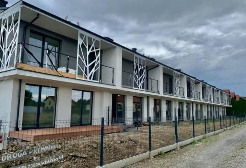 ST Zacisze - końcowe etapy budowy