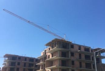 W budynku F, G, H, I, J na parterze oraz pierwszym piętrze zostały wykonane instalacje