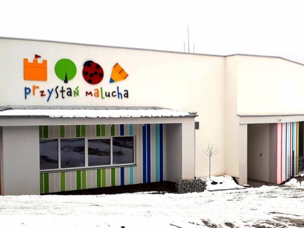 Budynek usługowo-handlowy Przedszkole/ żłobek